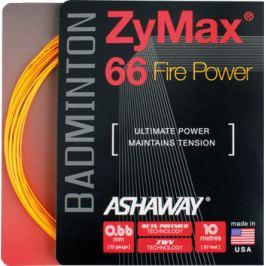 Bedmintonový výplet Ashaway ZyMax 66 Fire