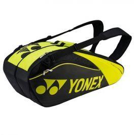 Taška na rakety Yonex 9626 Black/Yellow