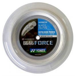 Bedmintonový výplet Yonex BG66 Force (0.65 mm) - 200 m