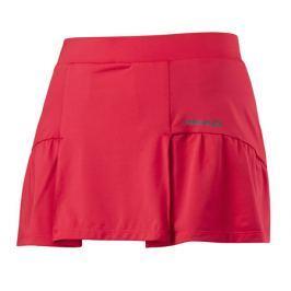 Dievčenská sukňa Head Club Basic Skort Red