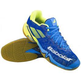 Pánska halová obuv Babolat Shadow Tour Blue/Yellow