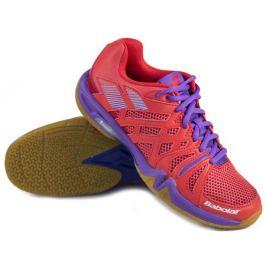 Dámska halová obuv Babolat Shadow Team Pink/Violet