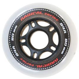 Inline kolieska Tempish RADICAL 80 mm 8 ks