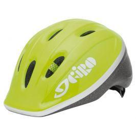 Cyklistická prilba GIRO Rodeo žltá