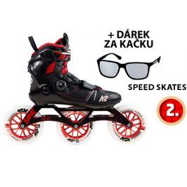 Kolieskové korčule K2 Mod 125 + DARČEK