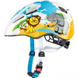 Detská cyklistická prilba Uvex Kid 2 zvieratká