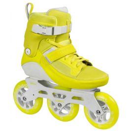 b3ca62f06b0f2 Detail · Kolieskové korčule Powerslide Swell 110 Yellow Flash