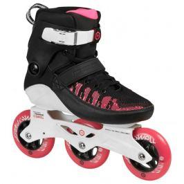 Kolieskové korčule Powerslide Swell 100 Brink Pink