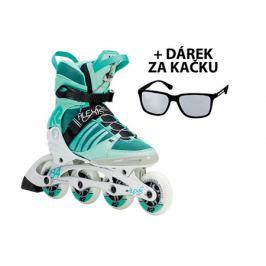 Kolieskové korčule K2 Alexis 84 Pro  + DARČEK
