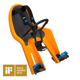Cyklosedačka Thule RideAlong Mini oranžová