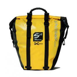 Taška veľkoobjemová Sport Arsenal 312 žlto-čierna