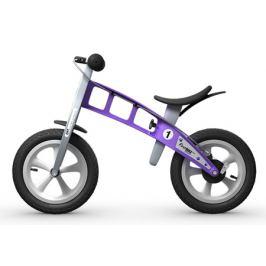 Detské odrážadlo First Bike Street fialové