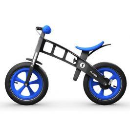 Detské odrážadlo First Bike Limited Edition modré