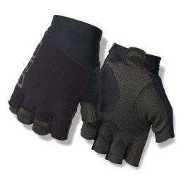 Pánske cyklistické rukavice GIRO Zero SK čierne