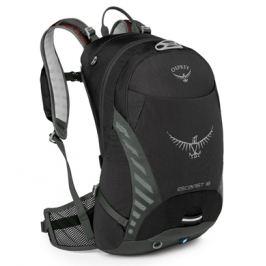 Cyklistický batoh Osprey Escapist 18 čierno-zelený