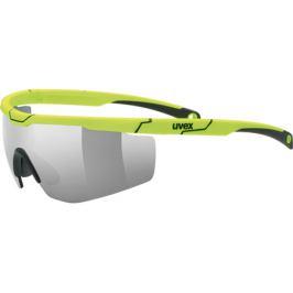 Cyklistické okuliare Uvex Sportstyle 117 žlté