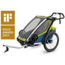 Cyklovozík Thule Chariot Sport 1 - 2 sety ZADARMO
