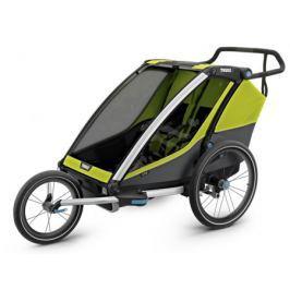 Detský vozík Thule Chariot Cab 2 + 2 sety ZADARMO