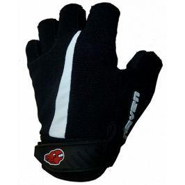 Cyklistické rukavice HAVEN Triple čierne