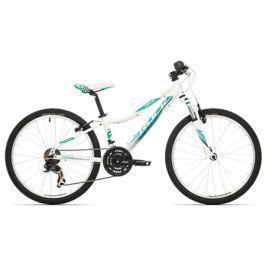 Detský bicykel Rock Machine 24 Catherine 24 biele 2017 + DARČEK