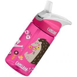 Detská fľaša CamelBak Eddy Kids 0.4l Hedgehogs