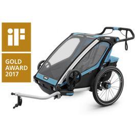 Cyklovozík Thule Chariot Sport 2 - 2 sety ZADARMO