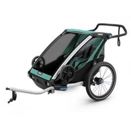 Cyklovozík Thule Chariot Lite 2 - 2 sety ZADARMO
