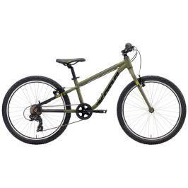 Detský bicykel Kona Hula zeleno-čierne 2018