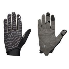 Dlouhoprsté cyklistické rukavice Northwave Blaze 2 čierne