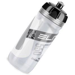 Fľaša ELITE CORSA číra/strieborná 550 ml