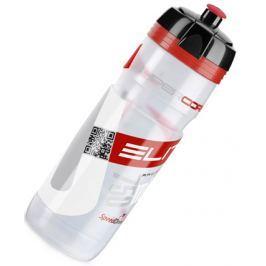 Fľaša ELITE SUPER CORSA číra/červená 750 ml