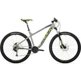 Bicykel Rock Machine 29 Heatwave 90 sivý 2018