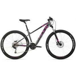 Bicykel Rock Machine 27,5 Catherine 90 tmavo šedý 2018