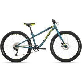 Detský bicykel Rock Machine 26 Blizz šedé 2018