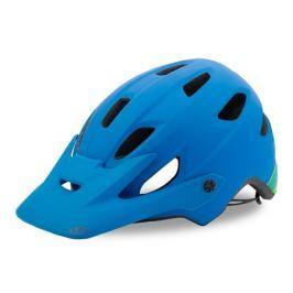 Cyklistická prilba GIRO Chronicle MIPS matná modrá
