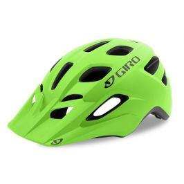 Detská cyklistická prilba GIRO Tremor neónovo zelená