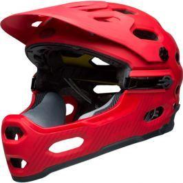 Cyklistická prilba BELL Super 3R MIPS matná červená