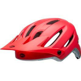 Cyklistická prilba BELL 4Forty matná/lesklá červená