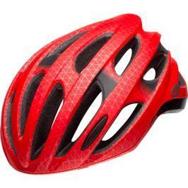 Cyklistická prilba BELL Formula matná červená-čierna