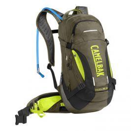 Cyklistický batoh CamelBak Mule LR 15 tmavo zelený