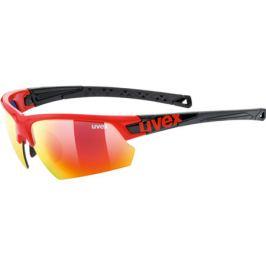 Cyklistické okuliare Uvex Sportstyle 224 červeno-čierne