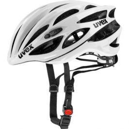 Cyklistická prilba Uvex Race 1 biela