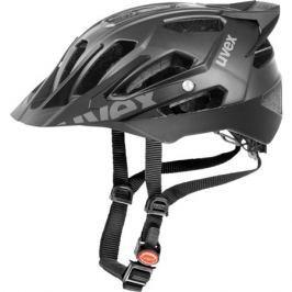 Cyklistická prilba Uvex Quatro Pro matná čierna