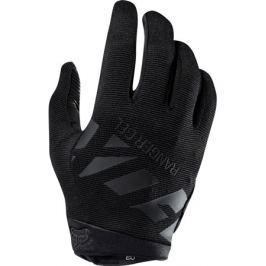 Dlouhoprsté cyklistické rukavice Fox Ranger Gel čierne