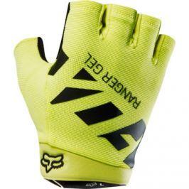 Cyklistické rukavice Fox Ranger Gel žlto-čierne