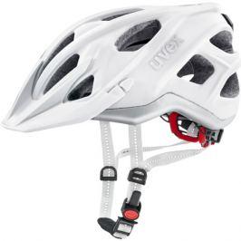 Cyklistická prilba Uvex City Light biela matná