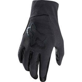 Dlhoprsté cyklistické rukavice Fox Flexair čierne