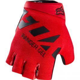 Cyklistické rukavice Fox Ranger Gel červené