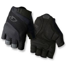 Cyklistické rukavice GIRO Bravo čierne