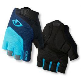 Cyklistické rukavice GIRO Bravo čierno-modré